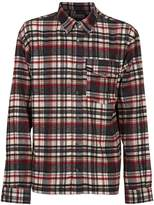 Gosha Rubchinskiy Patch Pocket Plaid Shirt