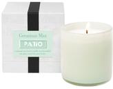 Lafco Inc. Geranium Mint Patio Candle