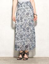 Petite Chiffon Skirt - ShopStyle