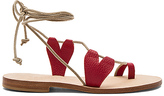 CoRNETTI Scilla Sandal in Red. - size 40 (also in )