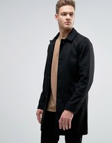 Jack & Jones Originals Wool Overcoat
