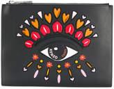 Kenzo Valentine's Day Capsule Eye clutch