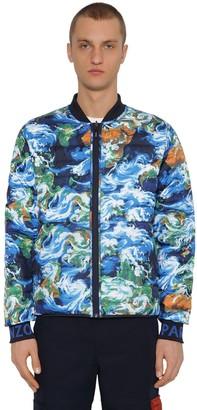 Kenzo World Reversible Down Jacket