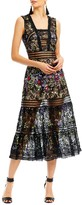 Nicole Miller Blooming Garden Dress