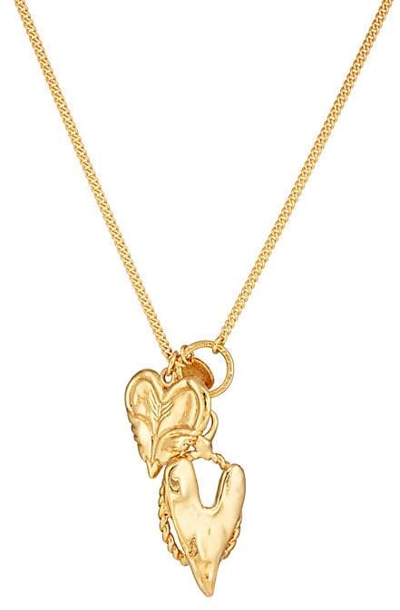 Givenchy Women's Heart Fusion Station Necklace