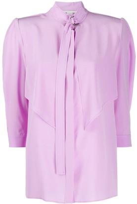 Stella McCartney Tie Detail Shirt