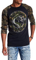 Affliction Spitfire Raglan Tee