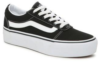 Vans Ward Platform Sneaker - Women's