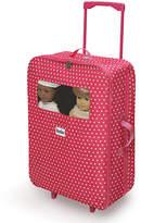 Badger Basket Double Travel Case for 18'' Doll