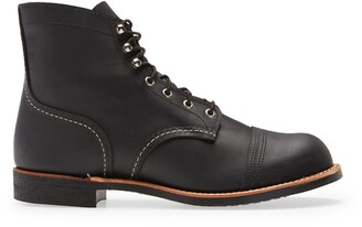 Red Wing Shoes Iron Ranger Boot