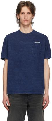 Neighborhood Indigo ID Logo Pocket T-Shirt