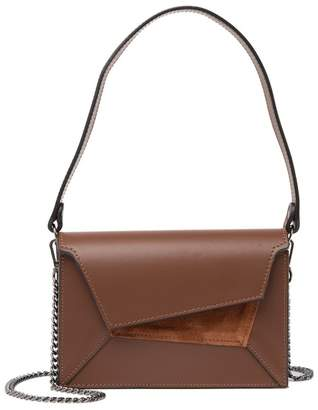 Persaman New York Ilaria Leather Shoulder Bag