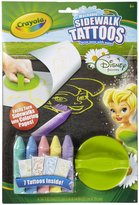 Crayola Giant Sidewalk Tattoos, Girl