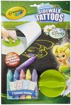 Crayola Giant Sidewalk Tattoos, Girl