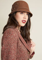 ModCloth In Cloche Proximity Hat