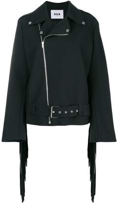 MSGM perfectly fitted jacket
