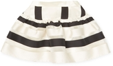 Halabaloo Stripe Organza Skirt