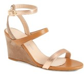 Charles David Women's Cassie Strappy Wedge Sandal