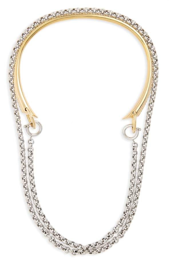 Charlotte Chesnais Briska Necklace