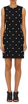 Alexander Wang Women's Dome-Studded Cady Shift Dress-BLACK