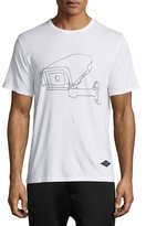 Rag & Bone Watchman Graphic T-Shirt, White