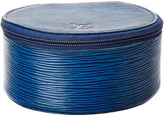 Louis Vuitton Blue Epi Leather Ecrin Bijoux 8
