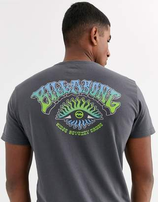 Billabong Iconic t-shirt in dark grey