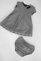 Mayoral Vichy Checkered Dress