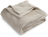 Melange Home Hampton Throw - Taupe
