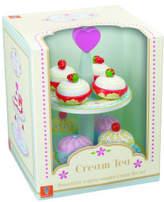 Tree Toys Orange Tree Toys Wooden Cream Tea Set