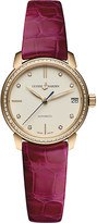 Ulysse Nardin 8106-116B-2/990 Classico rose-gold and diamond watch