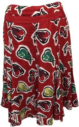 Hobbs Multicolour Cotton Skirt for Women