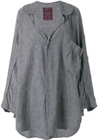 Thumbnail for your product : John Galliano Pre-Owned 1985 Oversized Shirt