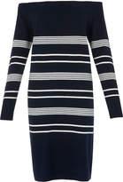Whistles Rae Bardot Sweater Dress