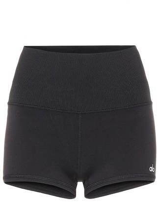 Alo Yoga Airbrush shorts