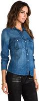 Ellery Dakota Collective Denim Shirt