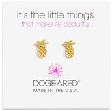 Dogeared Pineapple Stud Earrings