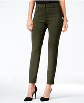 Style&Co. Style & Co Utility-Pocket Skinny Pants, Only at Macy's