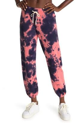 Sundry Tie Dye Drawstring Sweatpants