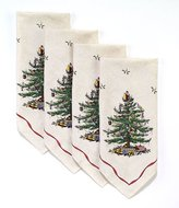 Spode Holiday Collection Christmas Tree Table Linens
