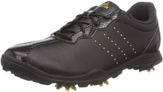 adidas Women's W Adipure DC Golf Shoes Black (Negro F33618) 7 UK