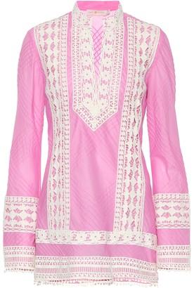 Tory Burch Rachel cotton tunic
