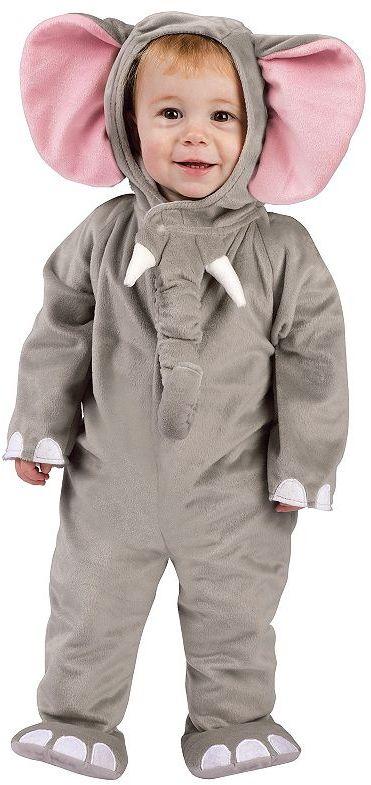 Nike Cuddly elephant costume - baby/toddler