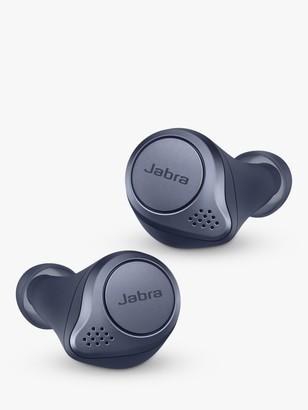 Jabra Elite 75t Active True Wireless Sweat & Weather-Resistant Bluetooth In-Ear Headphones with Mic/Remote