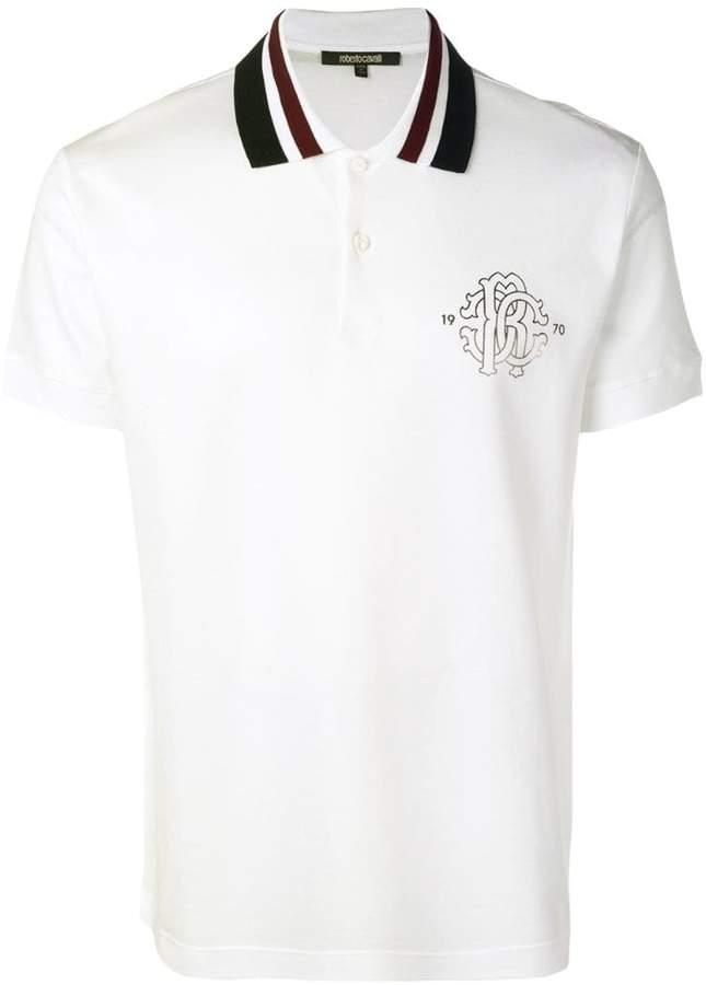 979fe3b29 Roberto Cavalli Men's Polos - ShopStyle