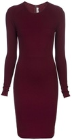 Stella McCartney fitted long sleeve dress