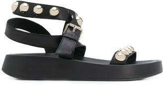 Ash Vox studded sandals