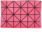 Bao Bao Issey Miyake Lucent Frost triangles clutch bag