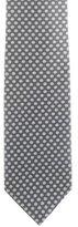Tom Ford Polka Dot Print Silk Tie w/ Tags