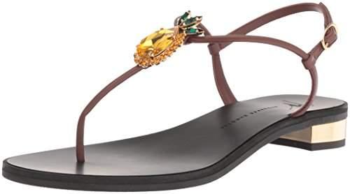 Giuseppe Zanotti Women's E800130 Flat Sandal